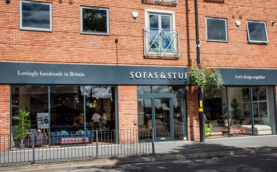 Sofa Store Sutton Coldfield, Birmingham