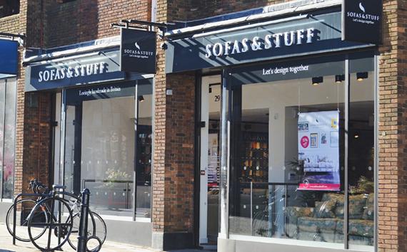 Sofa Shop St Albans - Hertfordshire