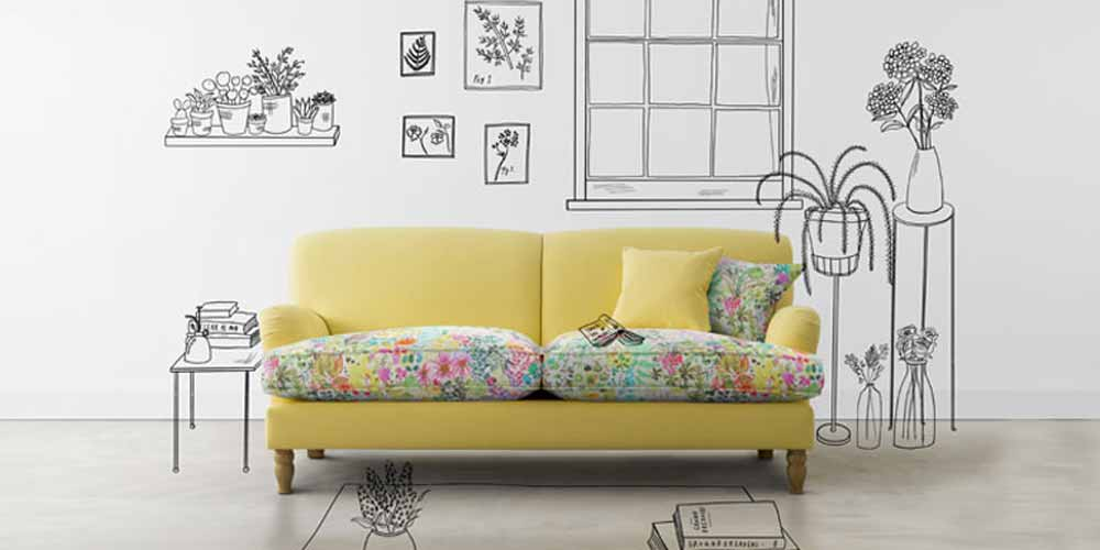 sofas in any fabric you can imagine