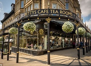 Bettys tea rooms Harrogate